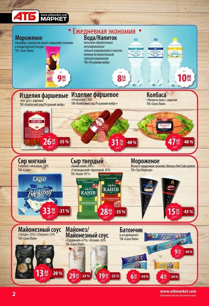 Мониторинг акций и скидок в супермаркетах Днепра, фото-1