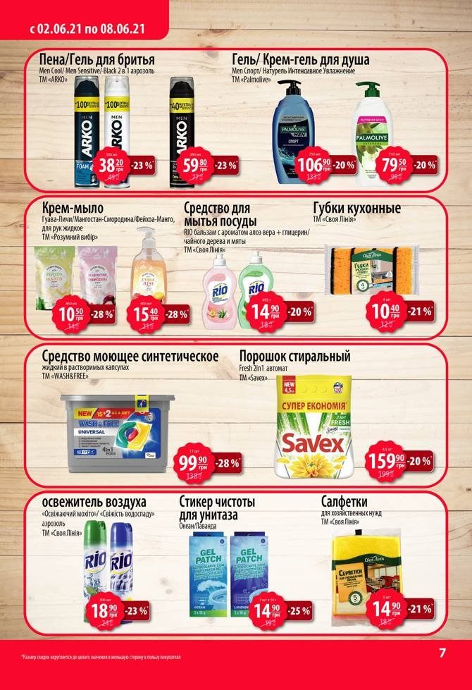Мониторинг акций и скидок в супермаркетах Днепра, фото-4