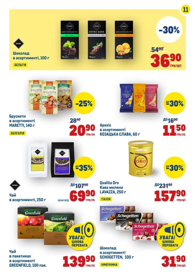 Мониторинг акций и скидок в супермаркетах Днепра, фото-35
