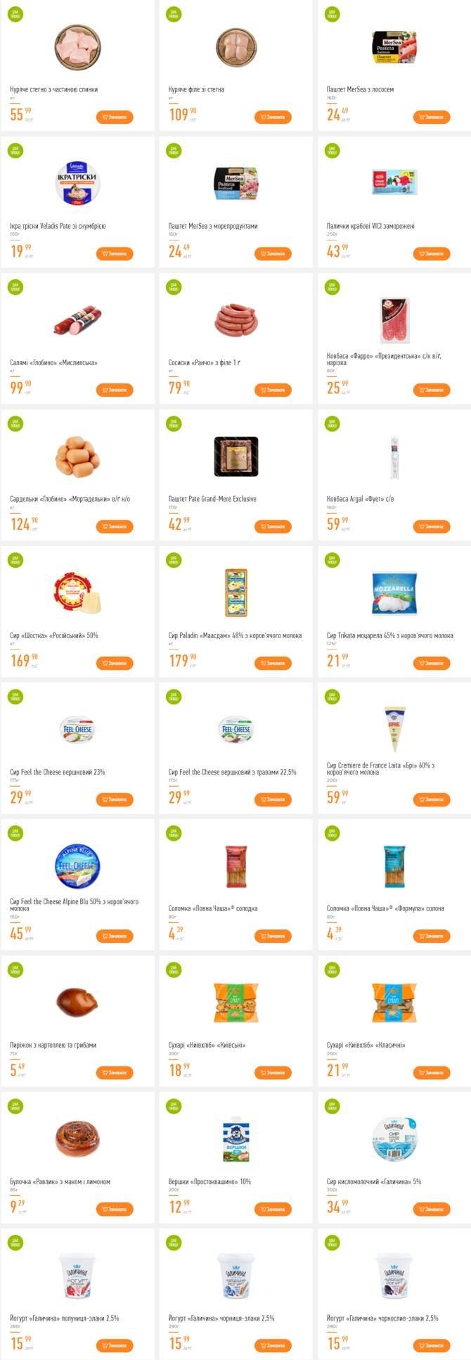Мониторинг акций и скидок в супермаркетах Днепра, фото-19