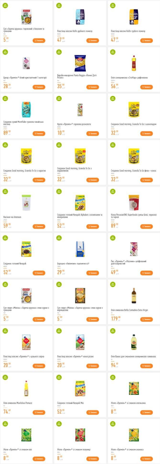Мониторинг акций и скидок в супермаркетах Днепра, фото-21