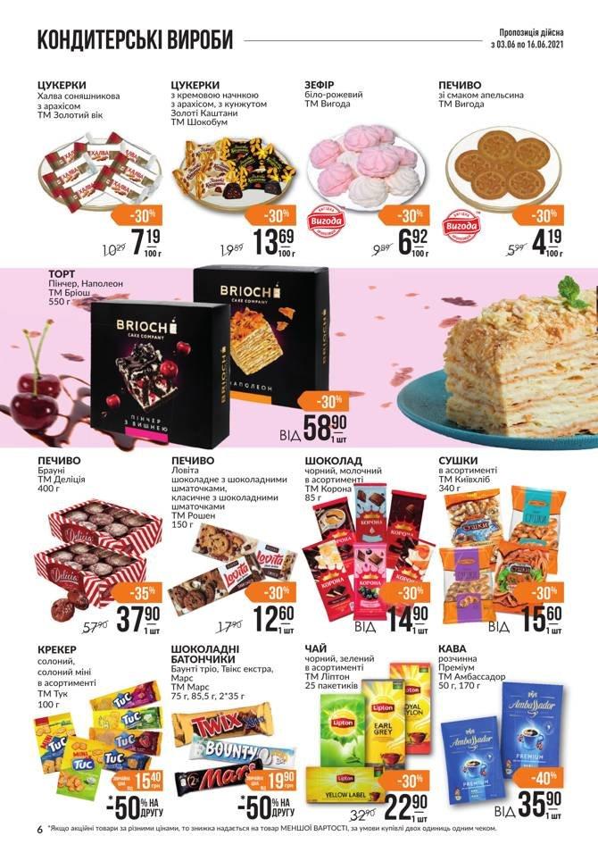 Мониторинг акций и скидок в супермаркетах Днепра, фото-12
