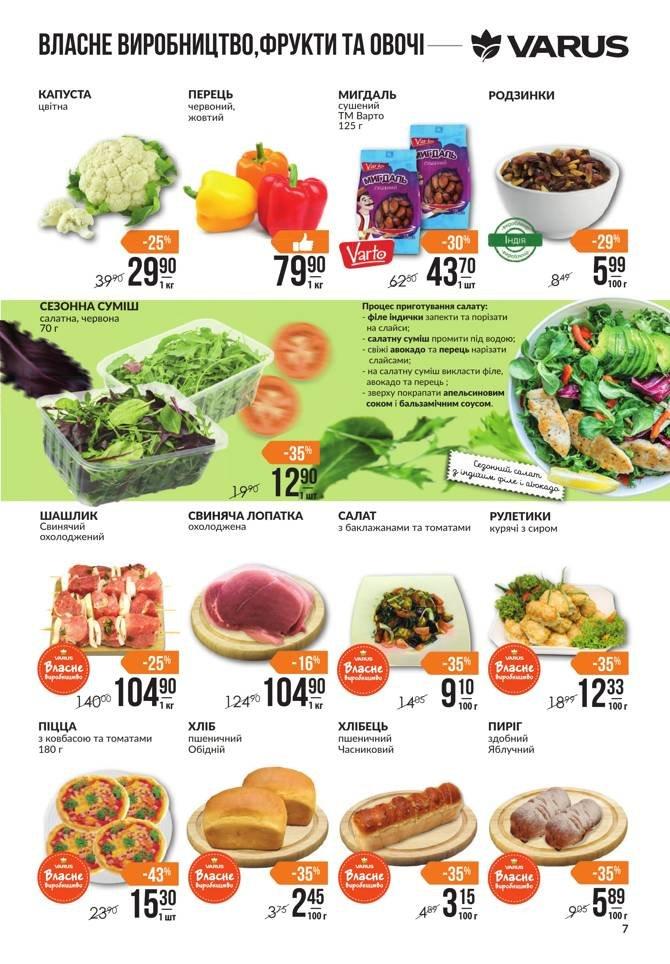 Мониторинг акций и скидок в супермаркетах Днепра, фото-13