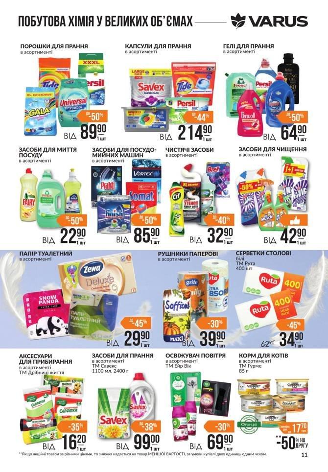 Мониторинг акций и скидок в супермаркетах Днепра, фото-16