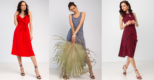Лето будет жарким: выбираем красивые сарафаны для трендового образа от HELENA, фото-2