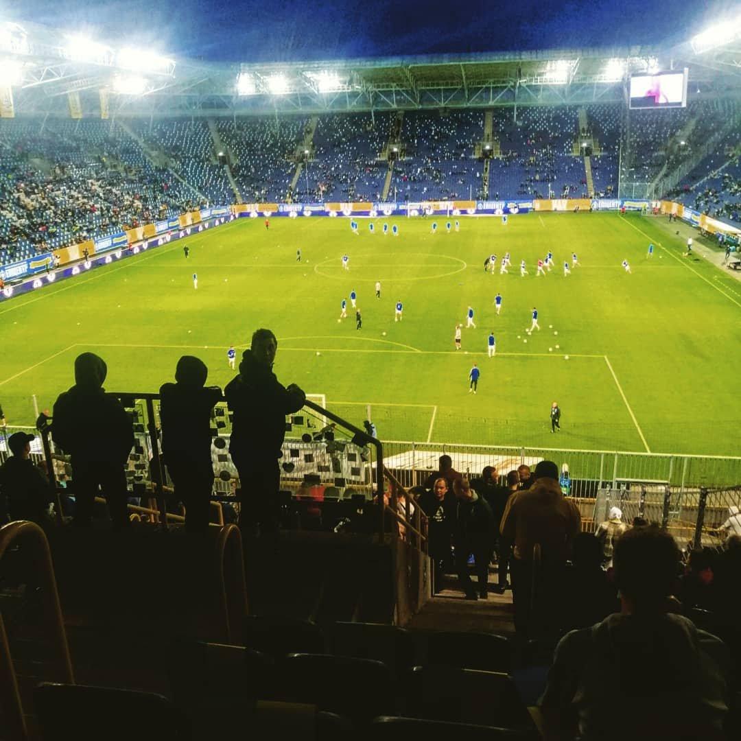 На футболе в Днепре сборная Украины «сняла проклятие» и посвятила победу болельщикам, фото-2