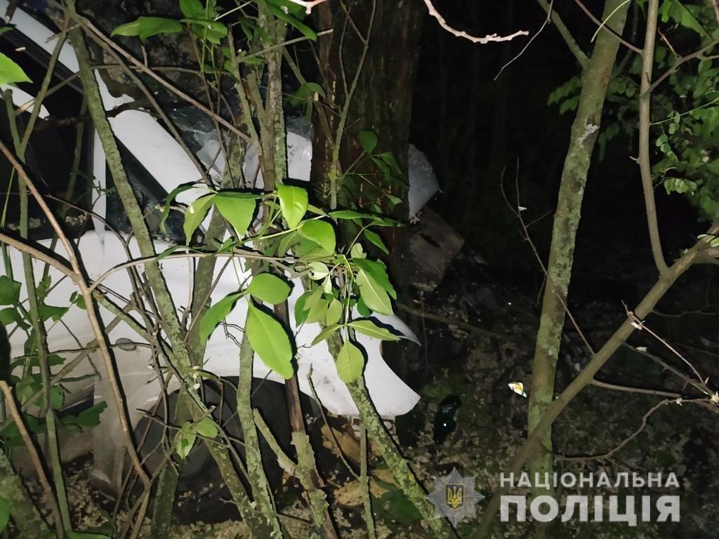 На трассе под Днепром произошло смертельное ДТП: водитель сбежал с места аварии, фото-1