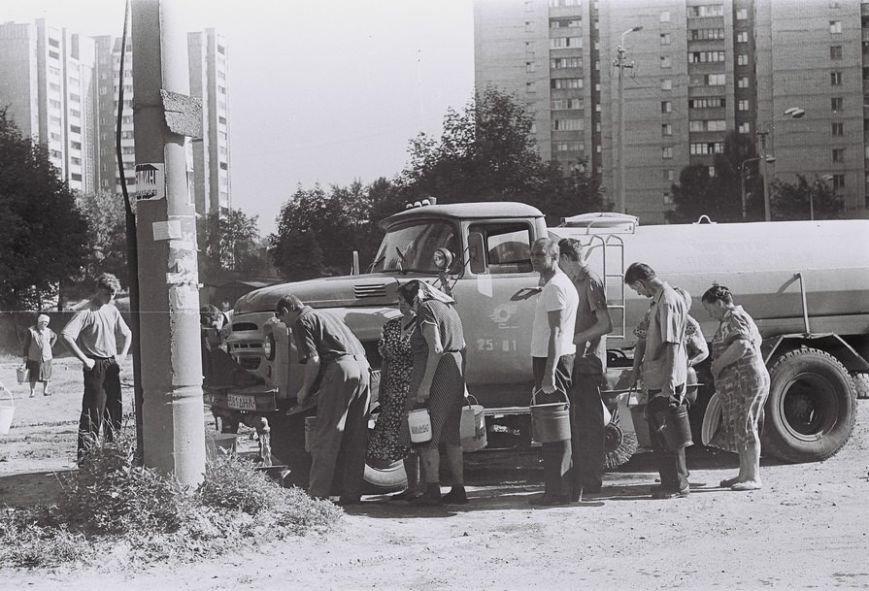 """Трагедия на """"Тополе"""" в Днепре: 24 года назад под землю ушли школа и многоэтажка, - уникальные фото, фото-2"""