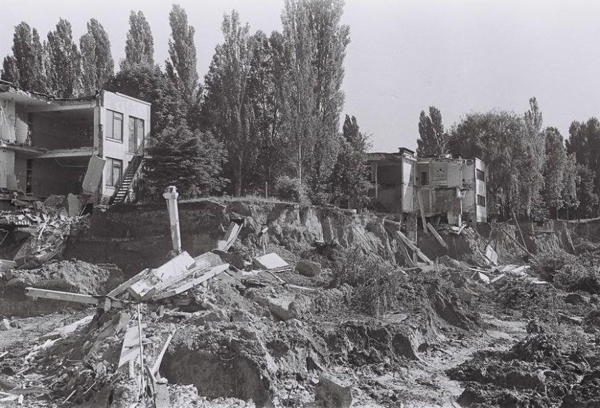 """Трагедия на """"Тополе"""" в Днепре: 24 года назад под землю ушли школа и многоэтажка, - уникальные фото, фото-3"""