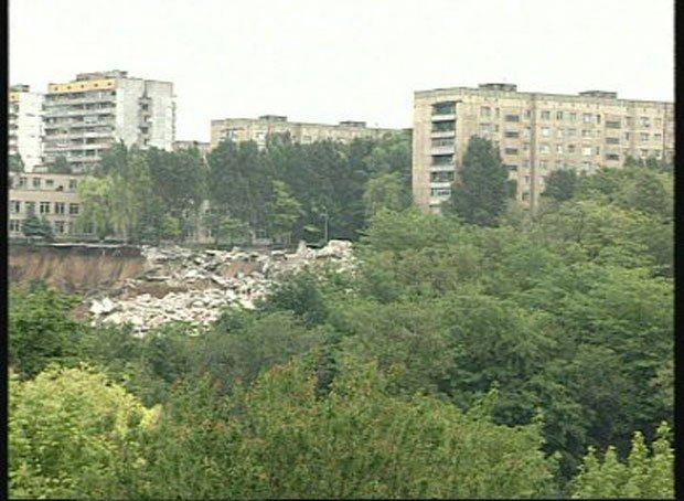 """Трагедия на """"Тополе"""" в Днепре: 24 года назад под землю ушли школа и многоэтажка, - уникальные фото, фото-7"""