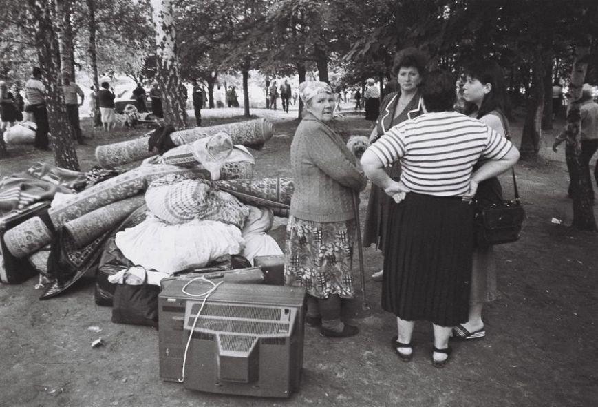 """Трагедия на """"Тополе"""" в Днепре: 24 года назад под землю ушли школа и многоэтажка, - уникальные фото, фото-8"""
