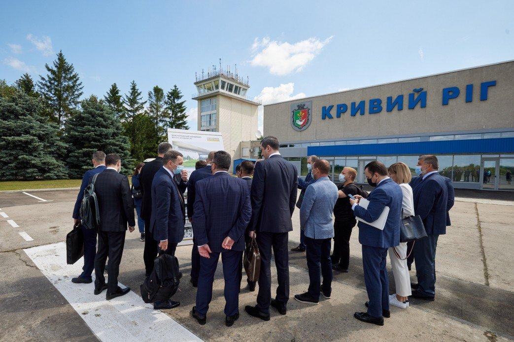 На Днепропетровщине восстанавливают еще один аэропорт, фото-2