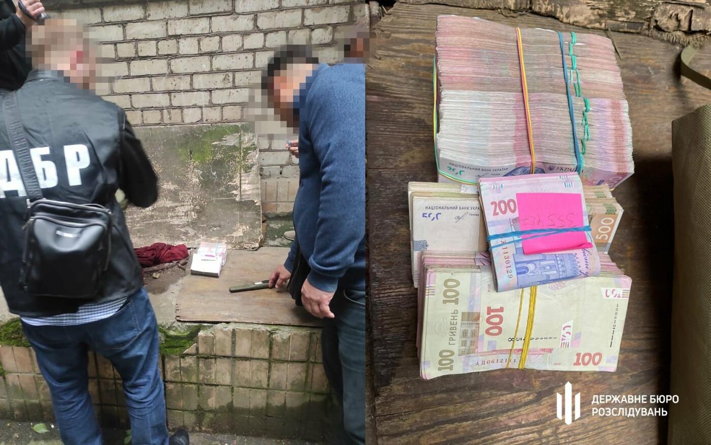 """В Днепропетровской области на крупной взятке погорел """"антикоррупционер"""": подробности, фото-1"""