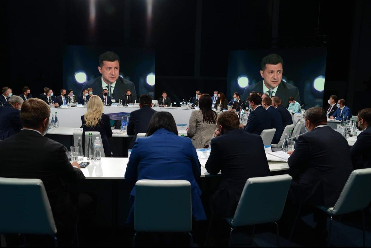 Мэр Днепра Филатов назвал Президенту Зеленскому основные проблемы в реконструкциях парков, с которыми нужна помощь государства, фото-4
