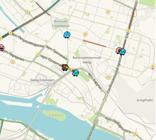 Вечерние пробки в Днепре: какие улицы сейчас стоят, фото-2