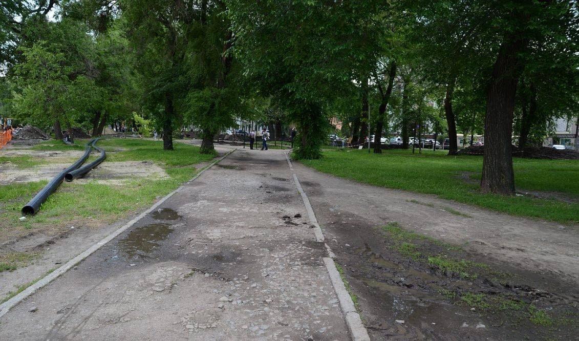 Фонтаны, беседки и зеленые зоны: как будет выглядеть Успенская площадь в Днепре, фото-5