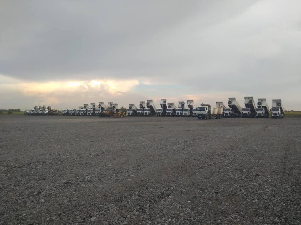 Тяжелая техника и разработка терминала: что сейчас происходит в аэропорту Днепра, фото-3