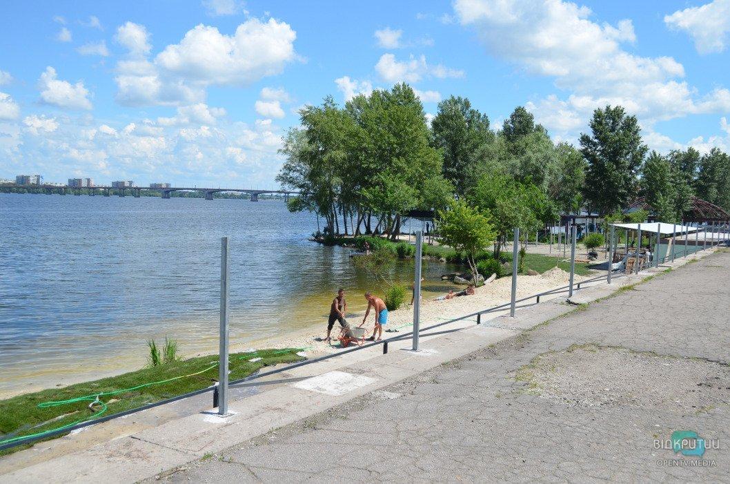В Днепре появится новый пляж для молодежного и семейного отдыха: подробности, фото-1