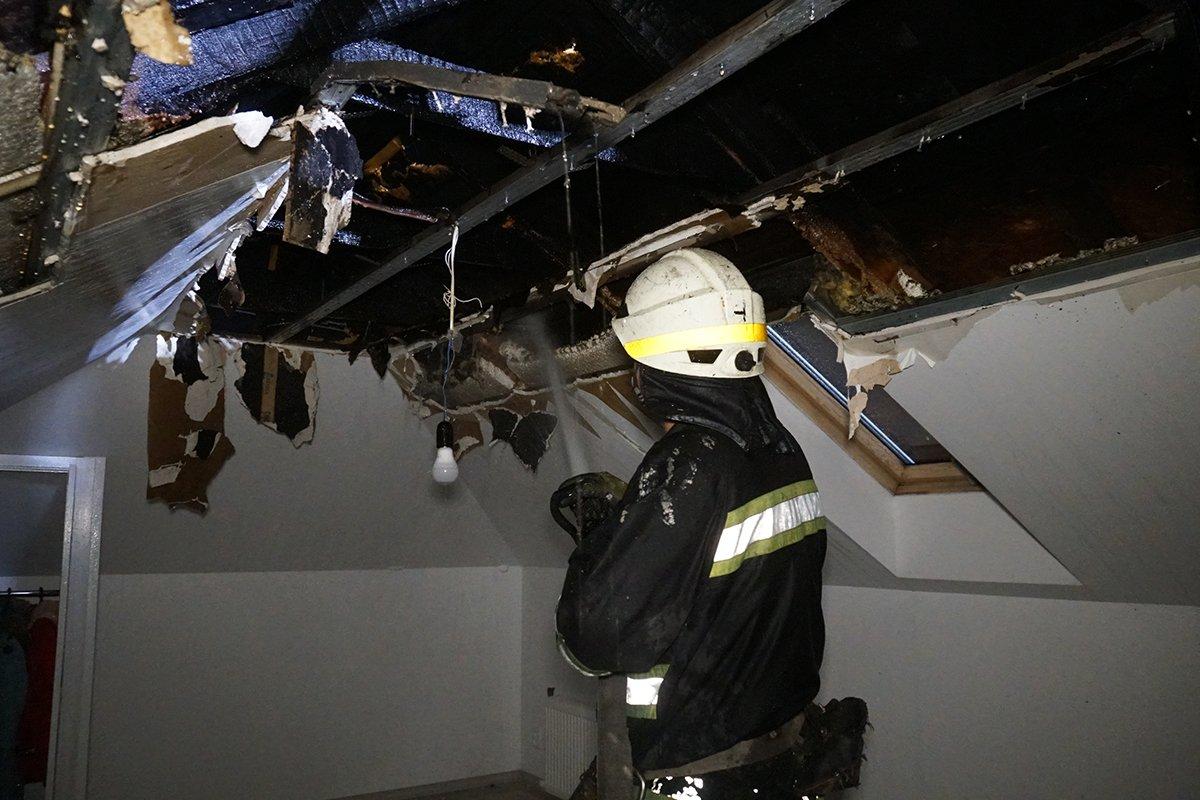 В Днепре произошел масштабный пожар  в частном доме: подробности, фото-2