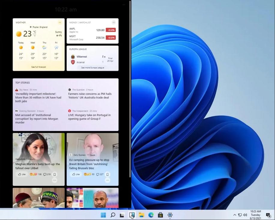 Днепрянам стали доступны данные о новой Windows 11: ее анонс был запланирован на 24 июня, фото-3