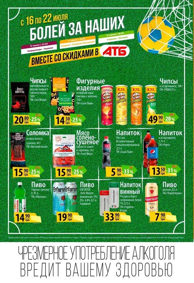 Самые привлекательные акции и скидки в супермаркетах Днепра, фото-1