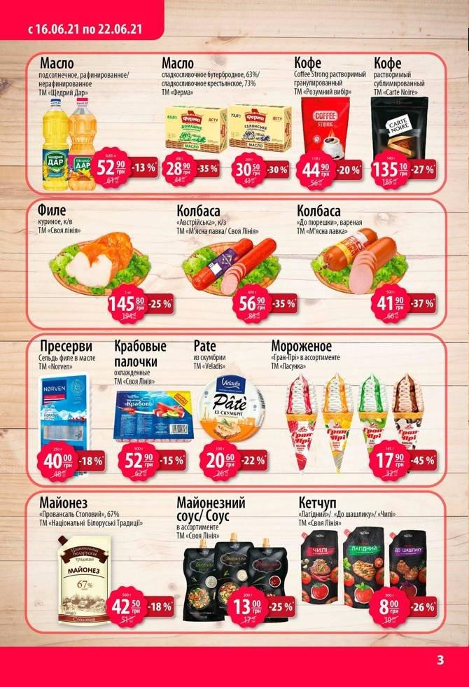Самые привлекательные акции и скидки в супермаркетах Днепра, фото-3