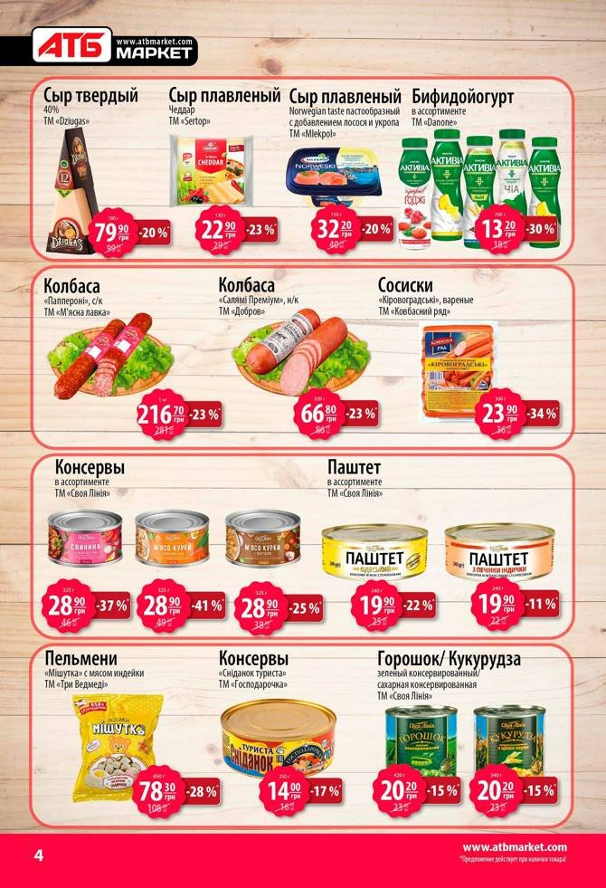 Самые привлекательные акции и скидки в супермаркетах Днепра, фото-4