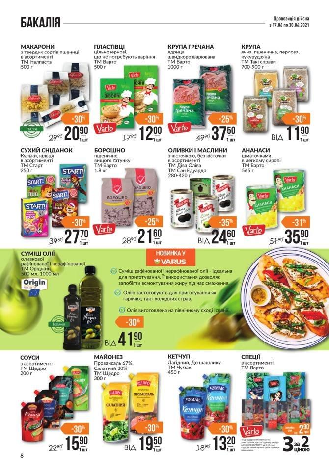 Самые привлекательные акции и скидки в супермаркетах Днепра, фото-16