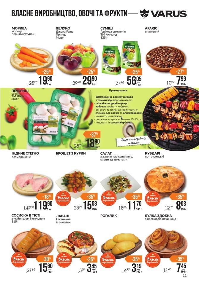 Самые привлекательные акции и скидки в супермаркетах Днепра, фото-19