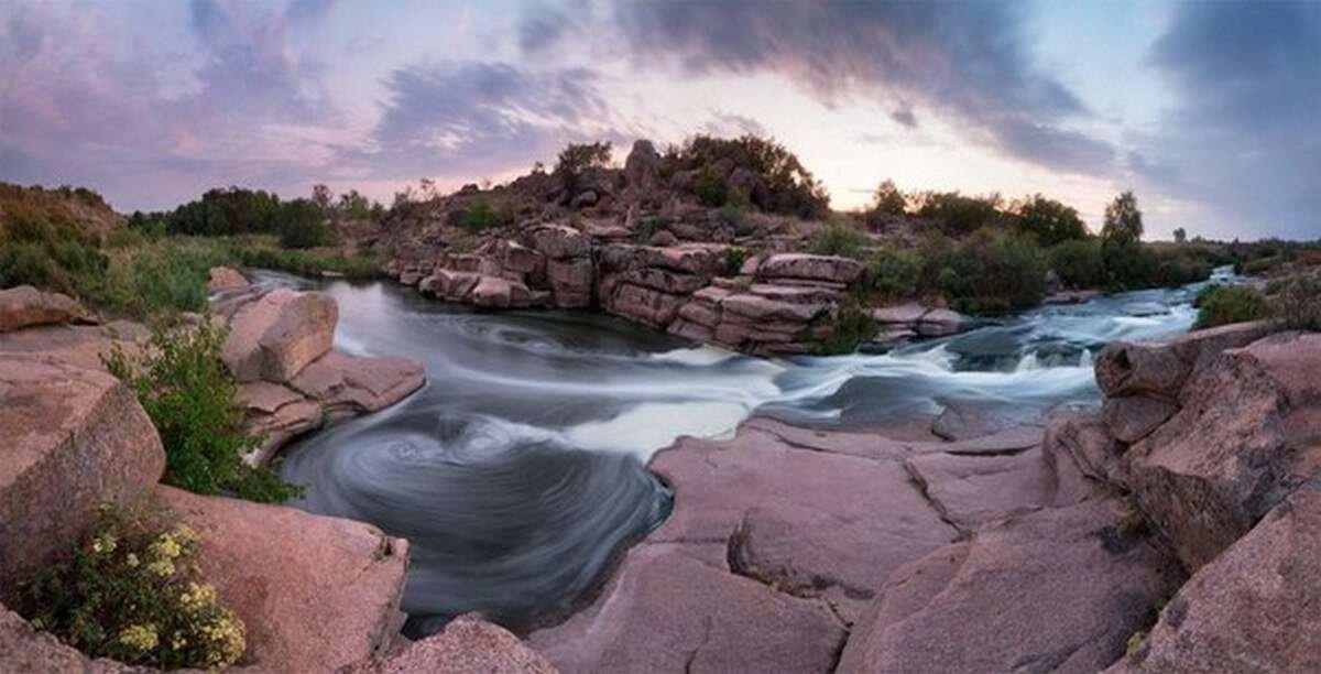Степной феномен и каскад красоты: легенды уникального водопада под Днепром, фото-3