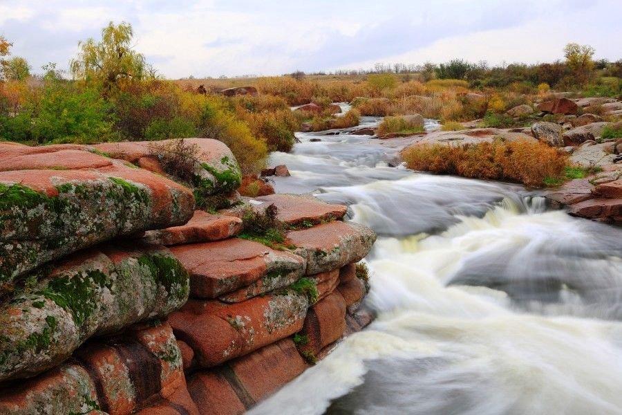 Степной феномен и каскад красоты: легенды уникального водопада под Днепром, фото-4