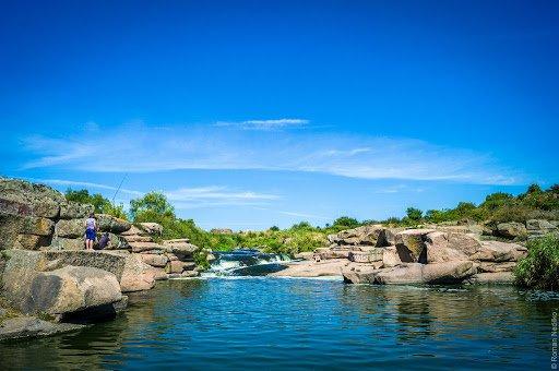Степной феномен и каскад красоты: легенды уникального водопада под Днепром, фото-5