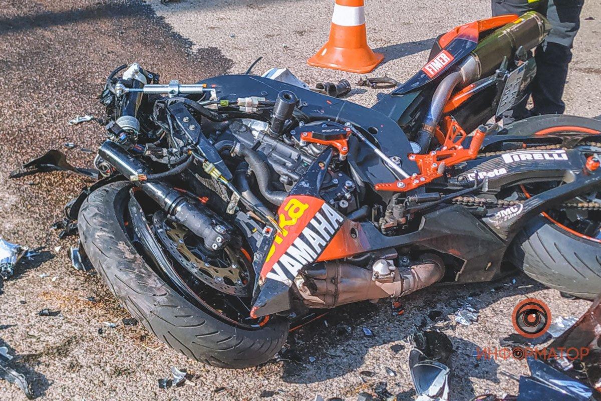 В Днепре из-за трагедии перенесли традиционное мероприятие к Дню мотоциклиста, фото-2