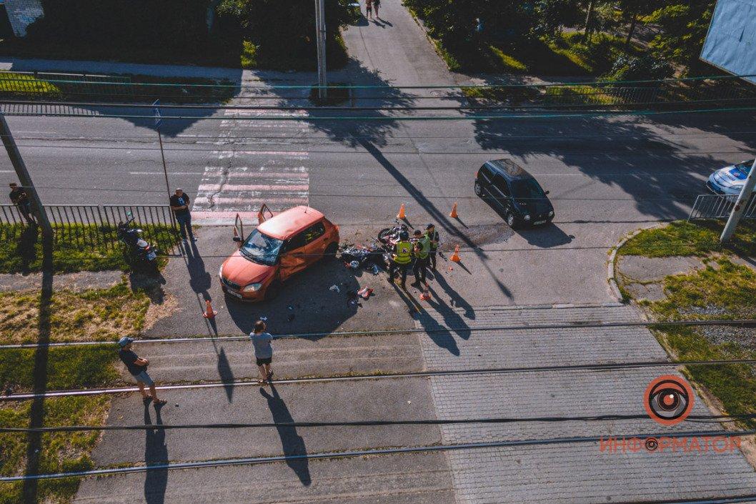 В Днепре из-за трагедии перенесли традиционное мероприятие к Дню мотоциклиста, фото-1