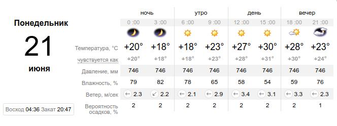 В день летнего солнцестояния будет жара до +30 и почти без дождей: какой погоды ждать днепрянам в понедельник, фото-1