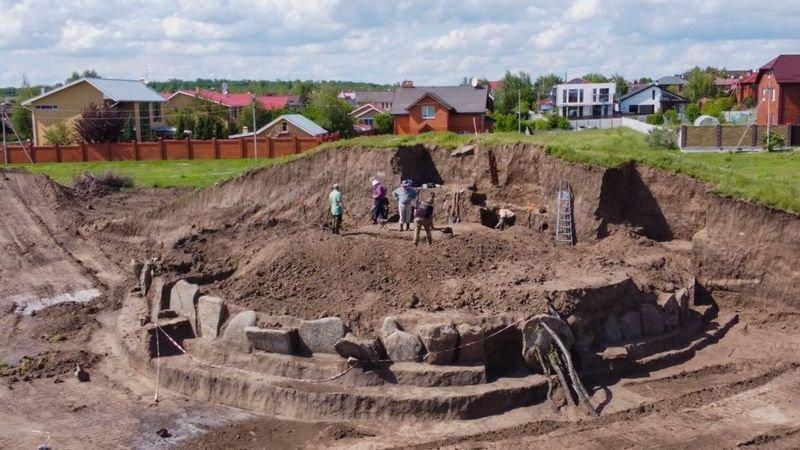 Археологи Днепра завершают исследования древнейшего кромлеха: что известно , фото-3