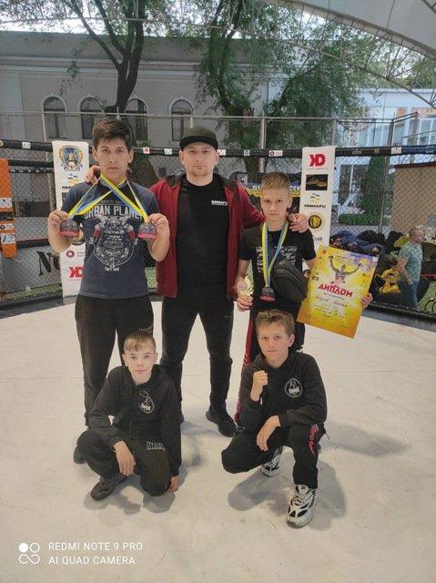 Сборная Днепропетровской области по ММА победила в чемпионате Украины , фото-1