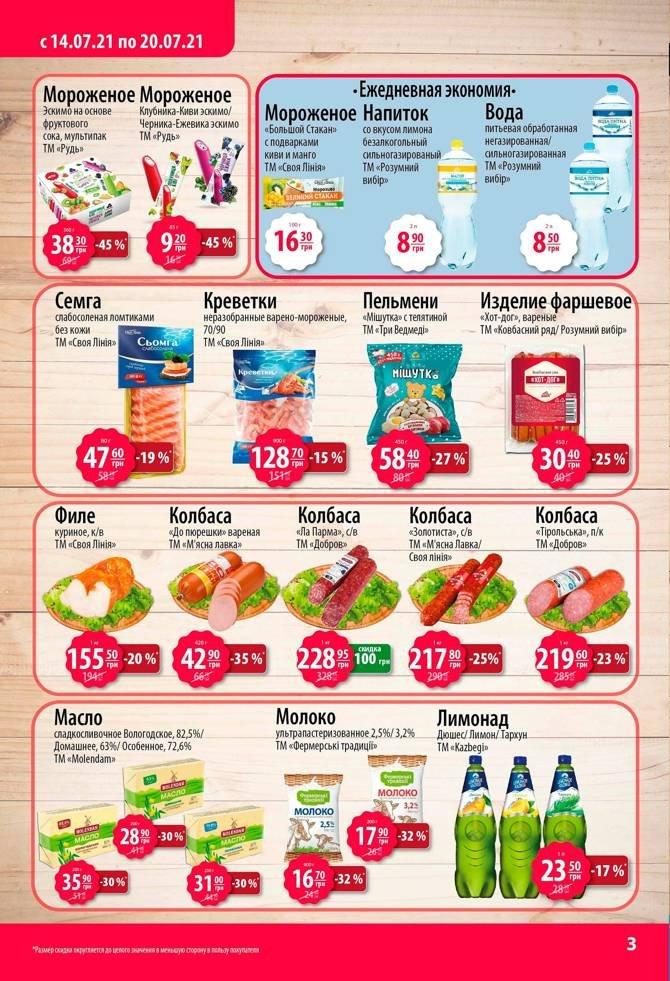 Жаркие акции и скидки в супермаркетах Днепра, фото-3