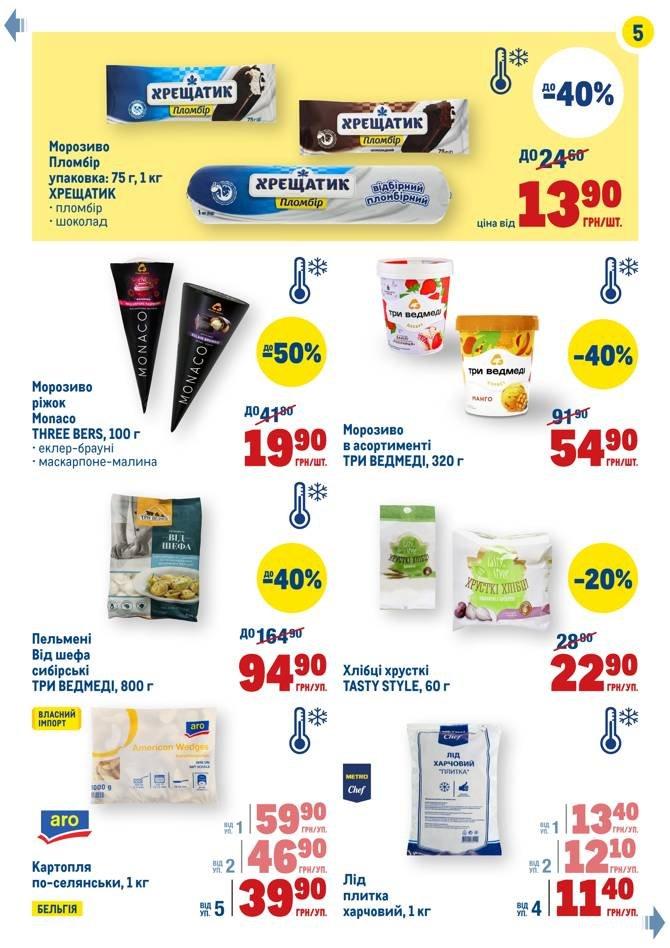 Жаркие акции и скидки в супермаркетах Днепра, фото-27