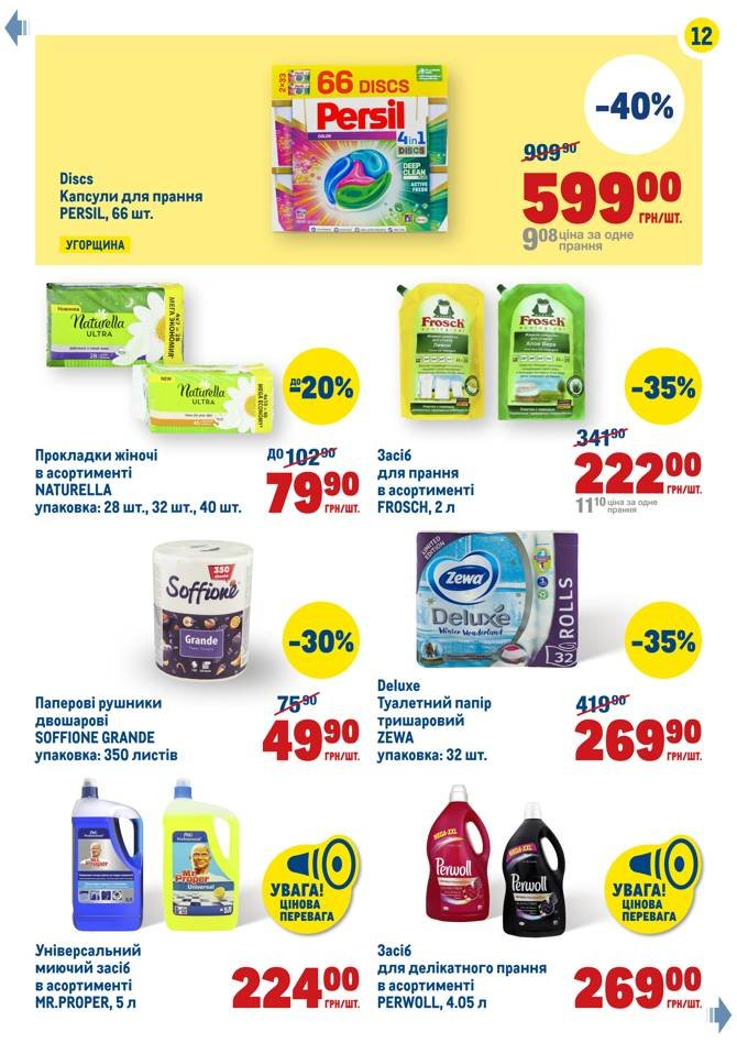 Жаркие акции и скидки в супермаркетах Днепра, фото-33