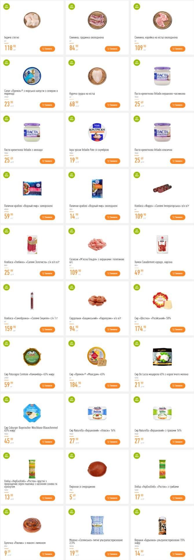 Жаркие акции и скидки в супермаркетах Днепра, фото-17