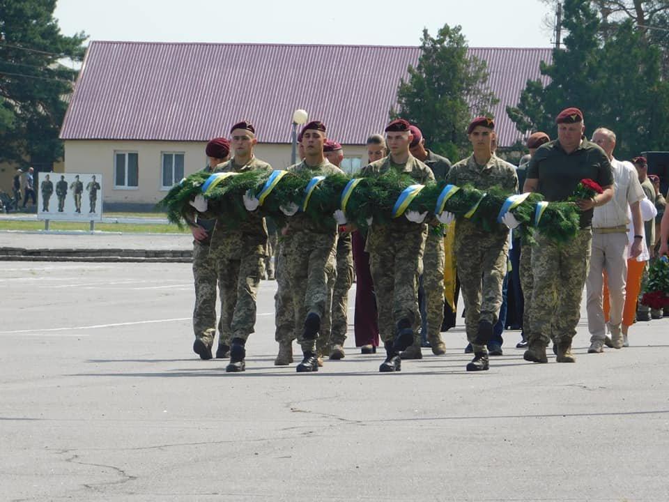 Четверть века на обороне страны: воздушно-десантная бригада Днепра отметила дату основания, - ФОТО, фото-5