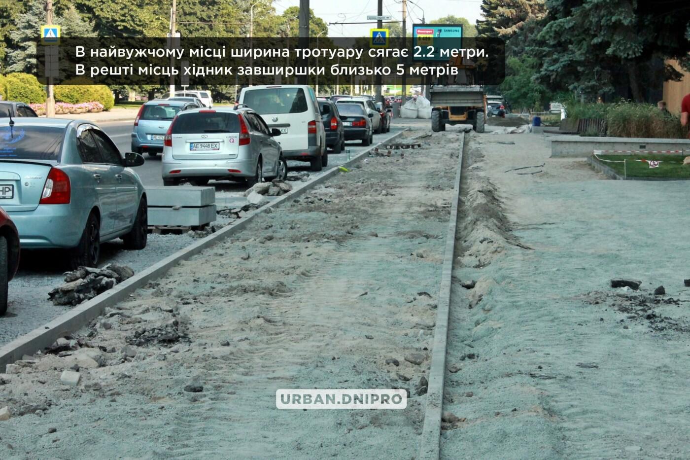 Новая парковка и велодорожка: в Днепре меняется набережная, - ФОТО, фото-6
