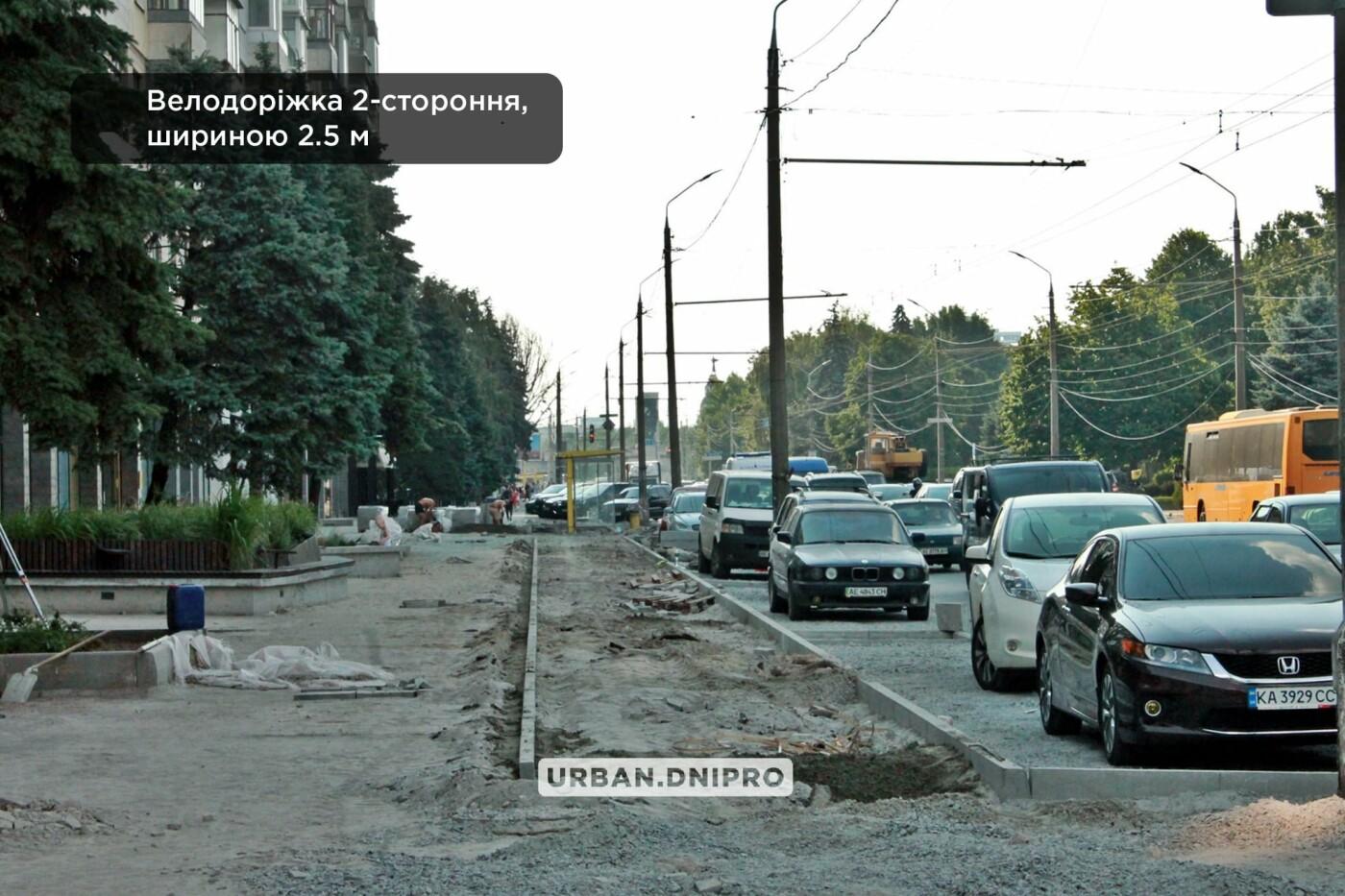 Новая парковка и велодорожка: в Днепре меняется набережная, - ФОТО, фото-4
