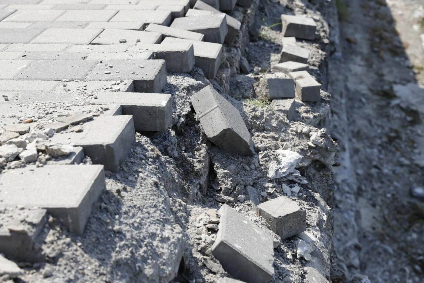 Стало известно когда отремонтируют рухнувшую часть набережной в Днепре, фото-2