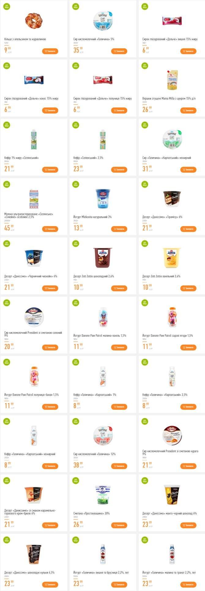 Свежие акции и скидки в супермаркетах Днепра, фото-17