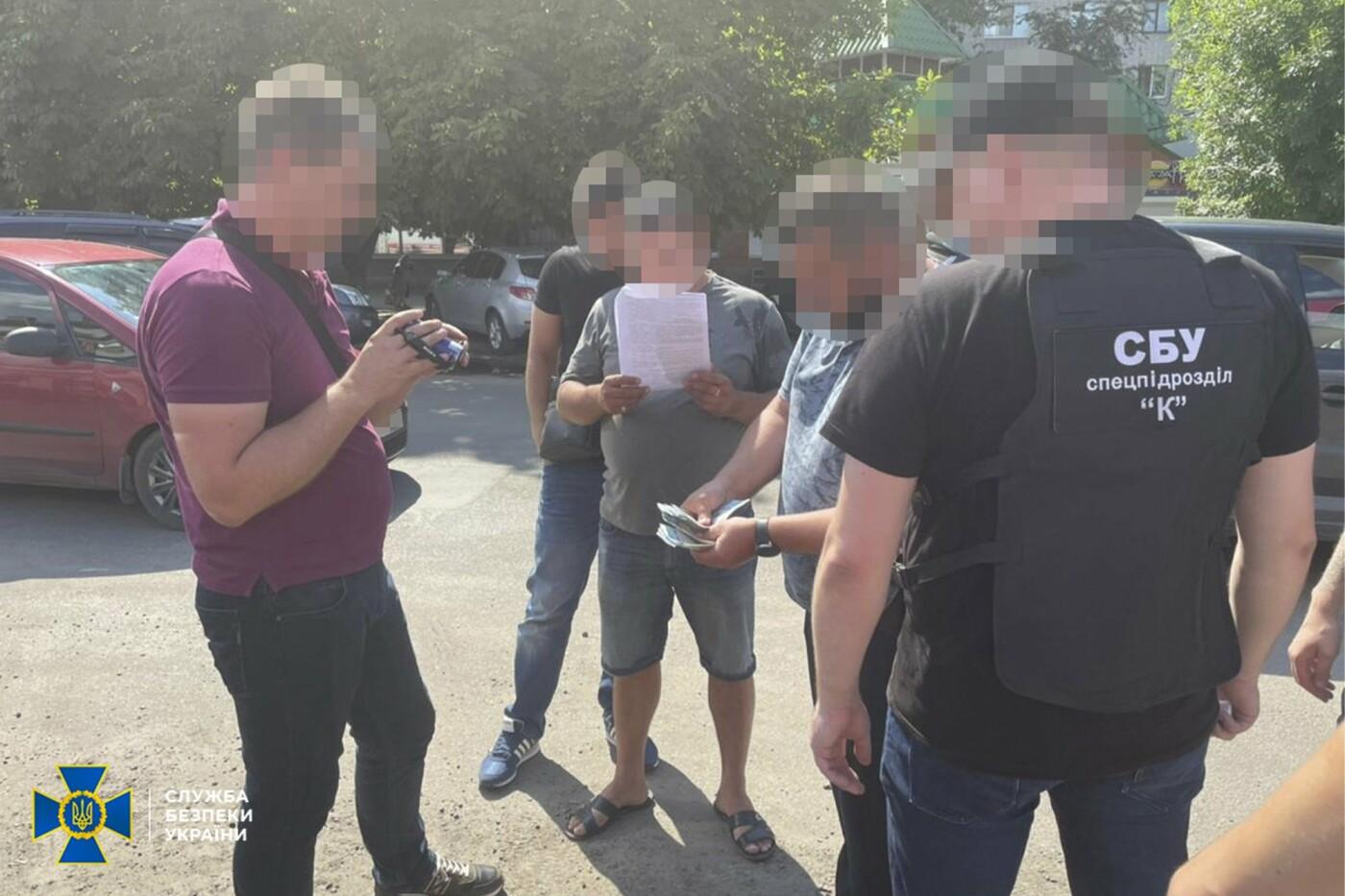 В Днепропетровской области «торговали» статусом участника боевых действий: СБУ разоблачила на этом чиновников, фото-2