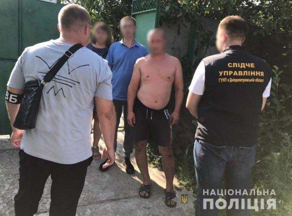 На Днепропетровщине наркодилеры предлагали начальнику райотдела миллион гривен взятки, - ФОТО, фото-1