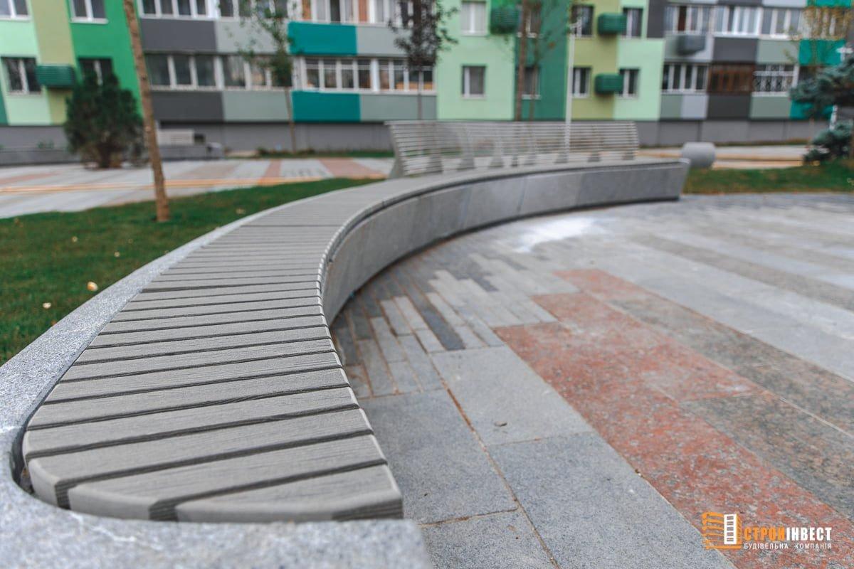 На левом берегу Днепра завершается строительство уникального сквера, - ФОТО, фото-2