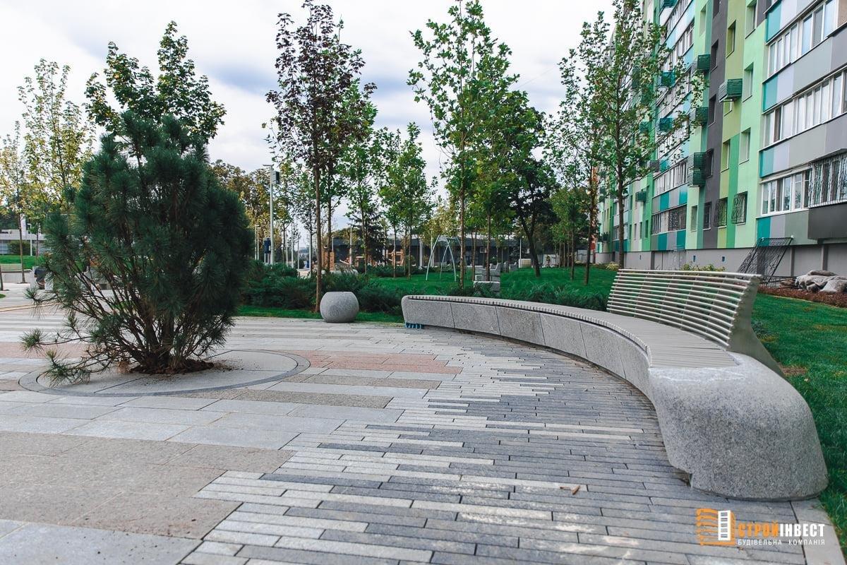 На левом берегу Днепра завершается строительство уникального сквера, - ФОТО, фото-7